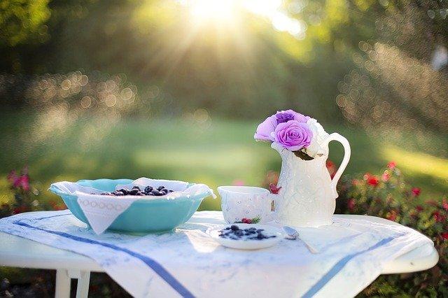 Owsianka na śniadanie